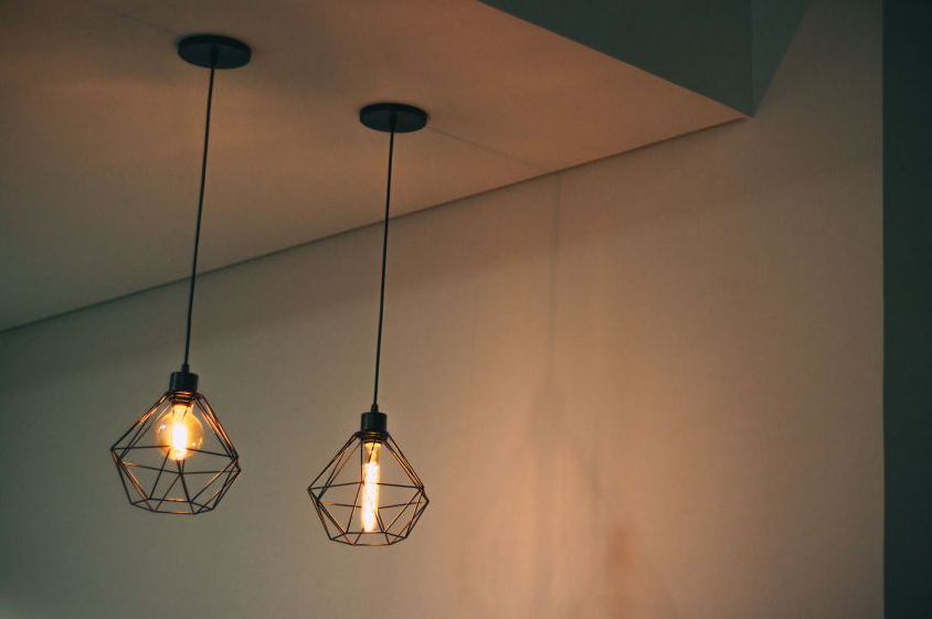 moderne retro lamper